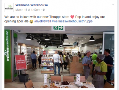 Wellness Warehouse Thrupps 2 Boozy Foodie Post