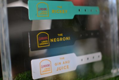 Gordon's Gin Liquid Legends Boozy Foodie Post