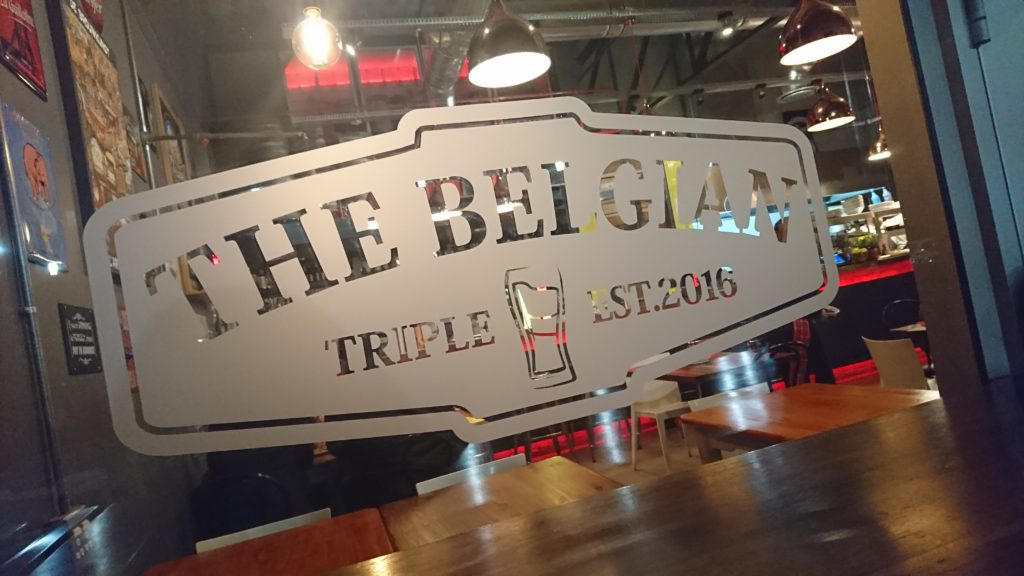 The Belgian Triple, Pretoria, Foodie, Belgian Restaurant, BoozyFoodie, #HelloRecommends #BoozyFoodieLikes