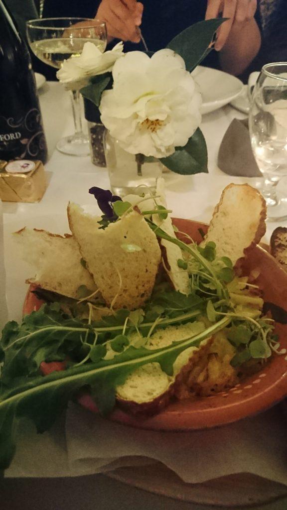 Artichoke Pie, #glendasrestaurant, HydePark, BoozyFoodie, Restaurant, Glenda, #BoozyFoodieLikes, Johannesburg