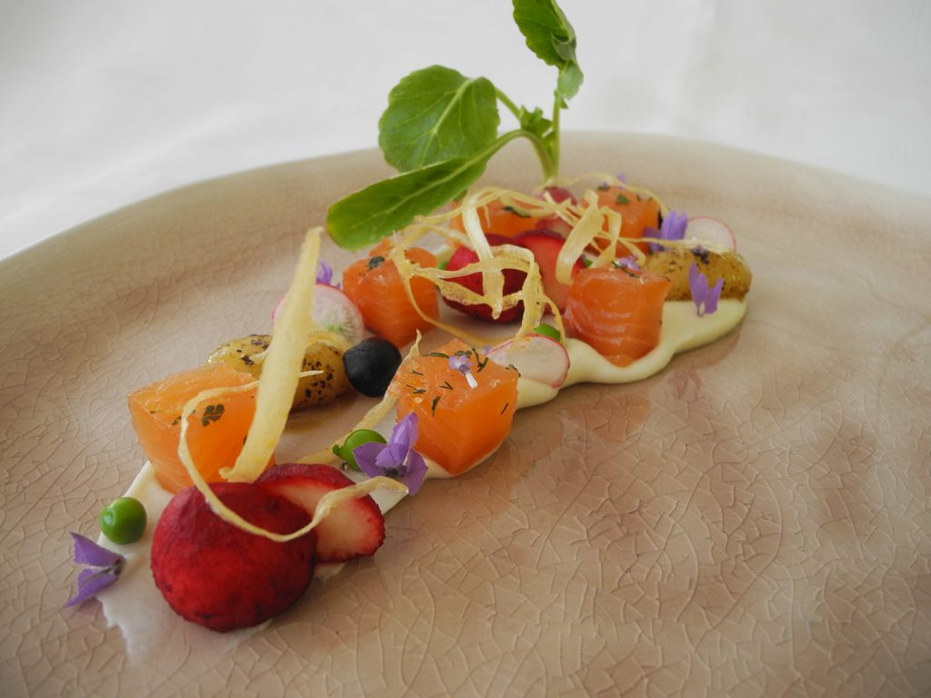 Flora Cuisine, Capital Hotel School Pretoria, CHS, Chef Alicia Gillomee