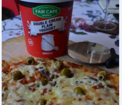 Pizza for Dummies with Fair Cape Dairies
