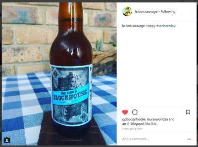 #SANBeerDay, King's Blockhouse IPA, Devil's Peak Brewing Company, South African National Beer Day 2018, BoozyFoodieLikes
