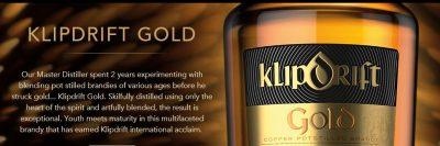 Klipdrift Gold – pure Serenity