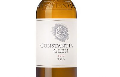 Constantia Glen TWO 2017 triumphs at International Wine Challenge