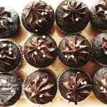 World Baking Day LesDaChef's Dark Chocolate Cupcakes
