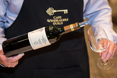 Nedbank Cape Winemakers Guild Auction Showcase (LR)
