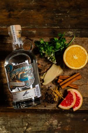 Silver Creek Distillery Prohibition Craft Gin Boozy Foodie News