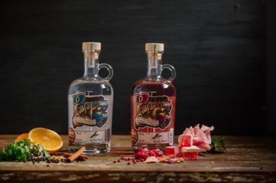 Prohibition Craft Gin Silver Creek Craft Distillery Boozy Foodie News