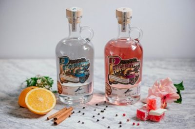 Silver Creek Distillery Prohibition Craft Gin Boozy Foodie News