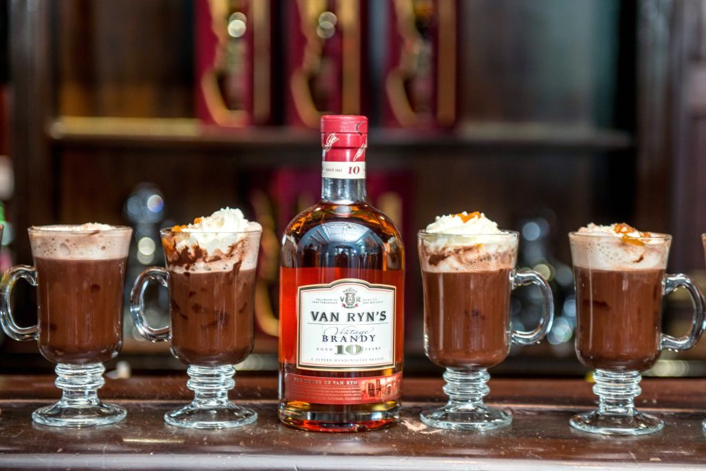 Van Ryn's Nomu Hot Choctails VAN RYN'S PUMPKIN PIE Boozy Foodie