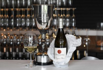 Steenberg wins Museum Class Trophy at Old Mutual Trophy Wine Show