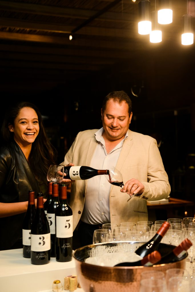 #SpierMyWay Sundowners with Spier Wine Estate Boozy Foodie Blogs Frans K Smit Tania Kleintjes