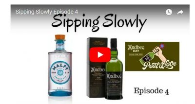 Sipping Slowly with Whisky of The Week Episode 4