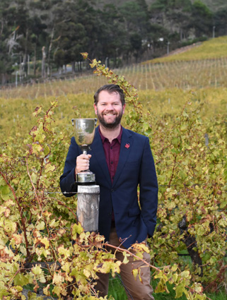 Steenberg Wine Farm Reserve 2011 Sauvignon Blanc Trophy for the Best Museum Class Sauvignon Blanc at the 2018 Old Mutual Trophy Wine Show PR #BoozyFoodieNews