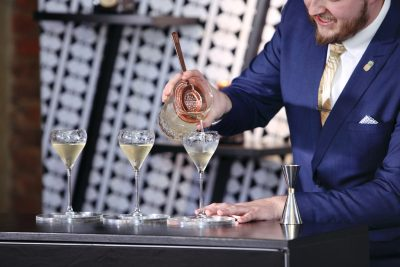 Shakes, Flair & Finesse:  Diageo World Class Regional Finals