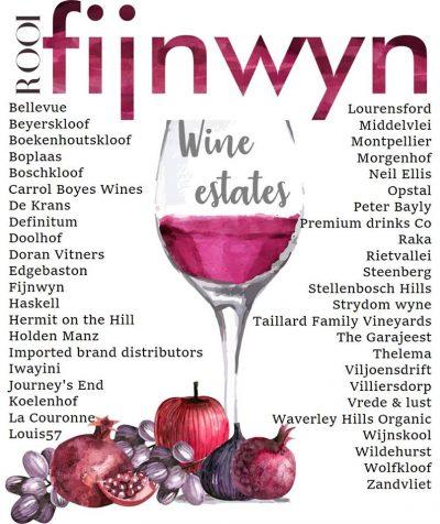 Rooi Fijnwyn BoozyFoodie Calendar Wine Events Pretoria