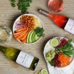 Delheim Pinotage Rose & Sauvignon Blanc 2018 BoozyFoodie Blog
