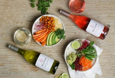 New vintage release of Delheim's vegan-friendly Rosé and Sauvignon Blanc