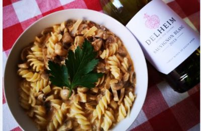 Meatless Monday with Delheim's unique vegan-friendly wines
