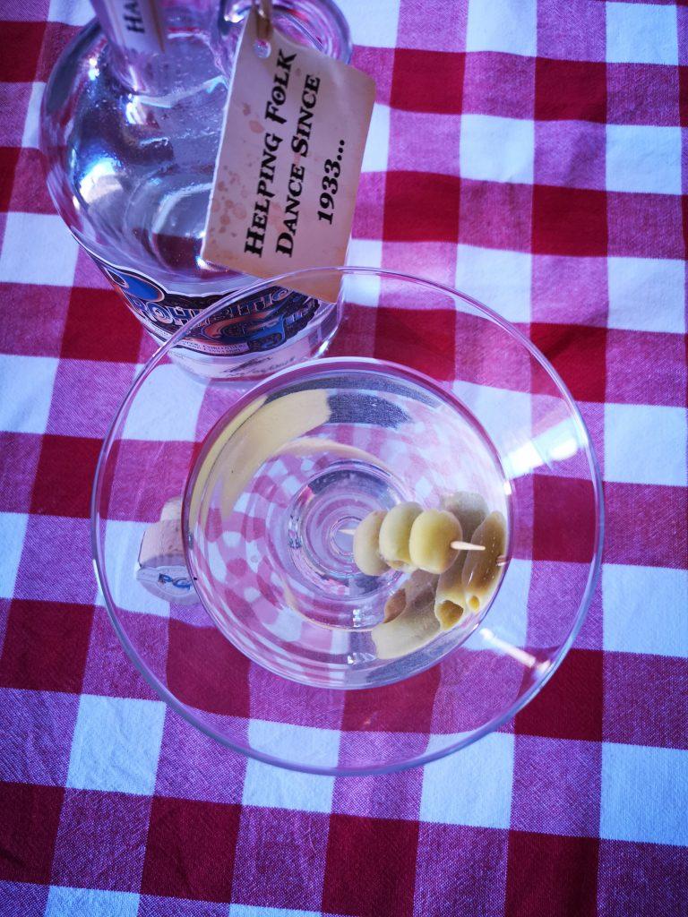 BoozyFoodie Cocktails Blogger Silver Creek Craft Distillery Prohibition Gin