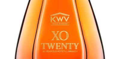 KWV Brandy wins gold at the International Spirits Challenge 2018