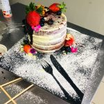 Priyanka Govender Capsicum Culinary Studio Winter Wonderland Cake Competition BoozyFoodie News