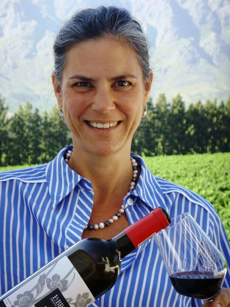 Irene Waller La Bri Women of Wine SA WoWSA BoozyFoodie News PR
