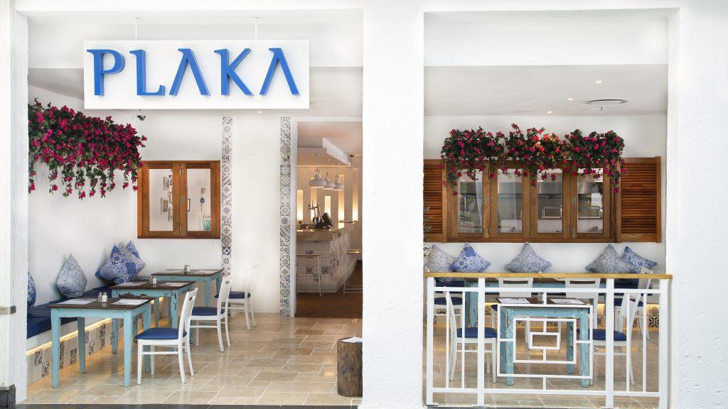 Plaka Cresta - Entrance BoozyFoodie News Johannesburg Restaurants Food Blogger