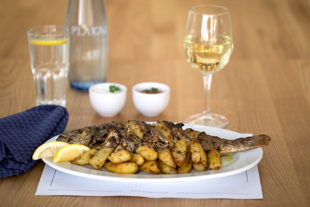 BoozyFoodie News Plaka - Family Table - Whole linefish with handcut fries (1)