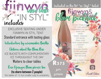 Fijnwyn Shokran Pretoria Wine BoozyFoodie