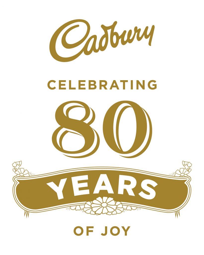 Cadbury_80th_Logo