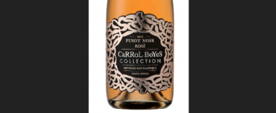 Mark your Wedding Day with Carrol Boyes MCC Rosé