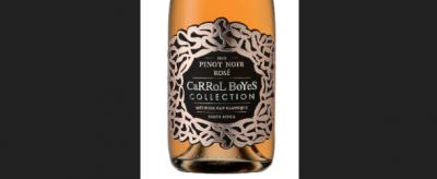 Mark your Wedding Day with Carrol Boyes MCC Rosé