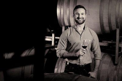 Stellenbosch Hills winemaker James Osche