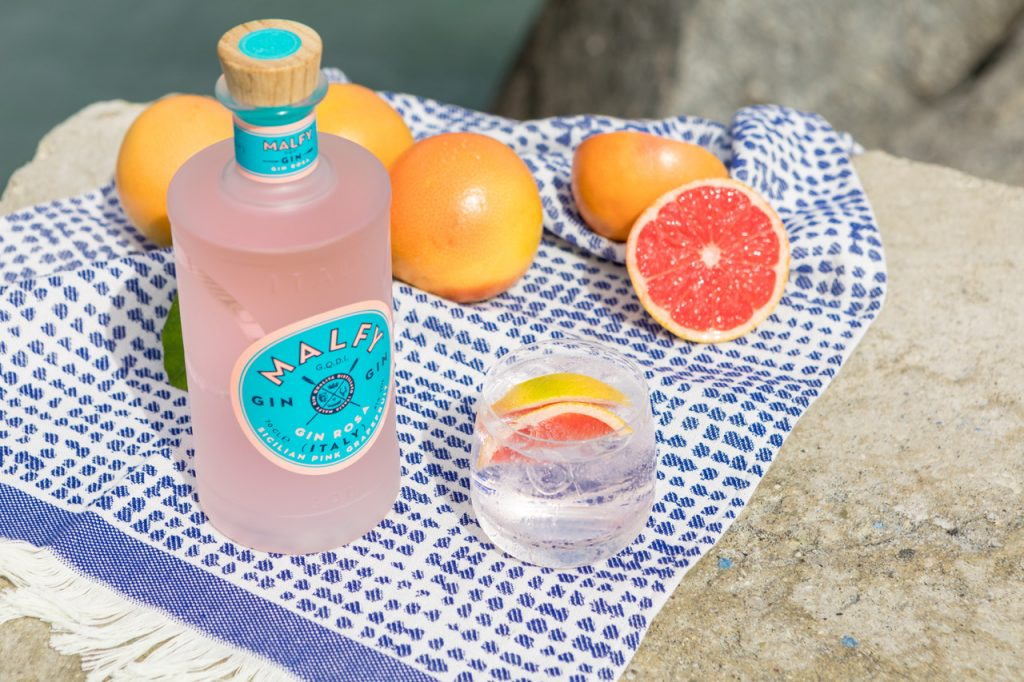 Malfy Gin Rosa Boozy Foodie News
