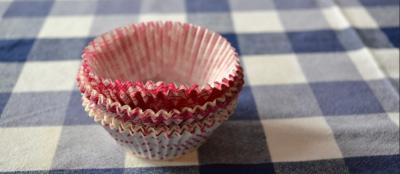 #CreateAStir Marvelous Mayo Milktart Cupcakes