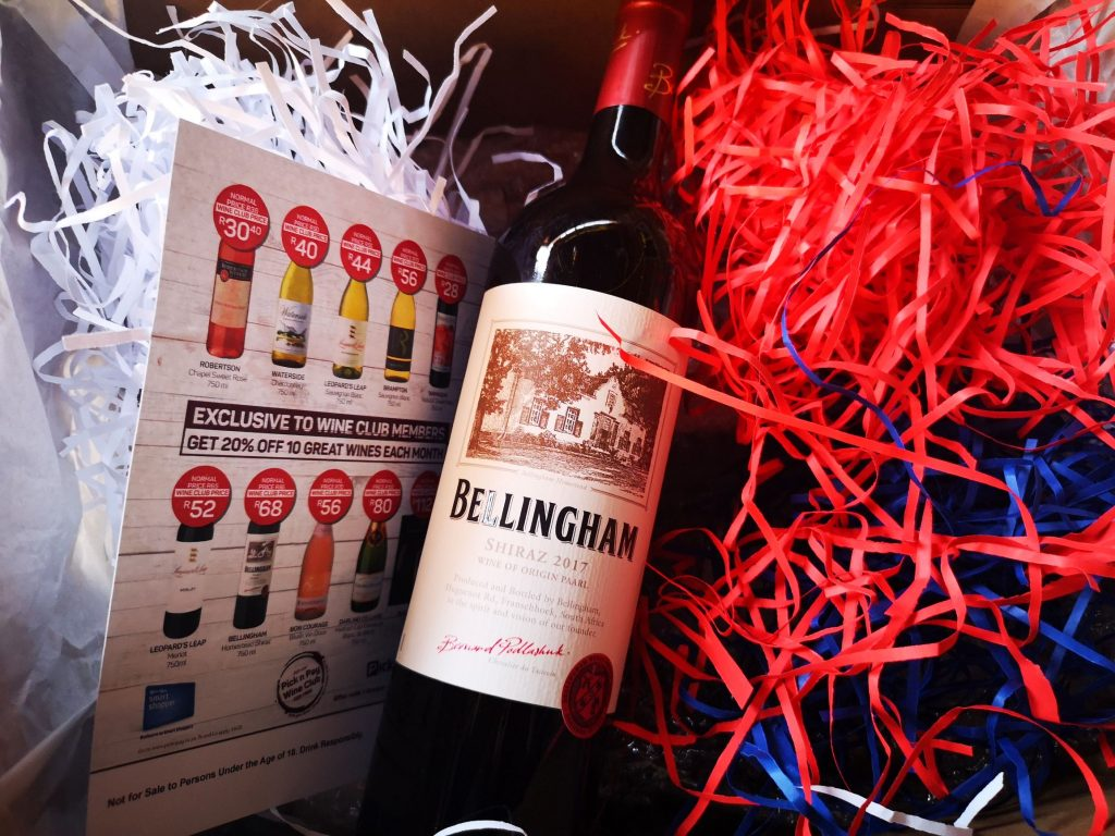 Pick 'n Pay Wine Club Wine a Trip to France BoozyFoodie