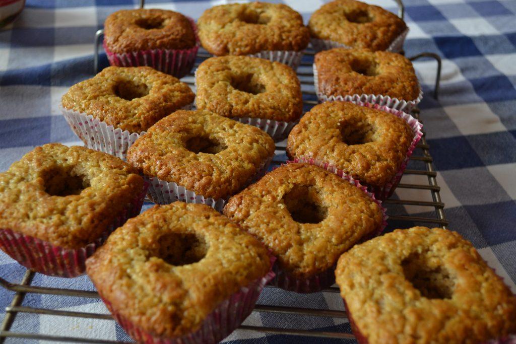 NOLA Mayonnaise Marvelous Milktart Cupcake #CreateAStir BoozyFoodie 7