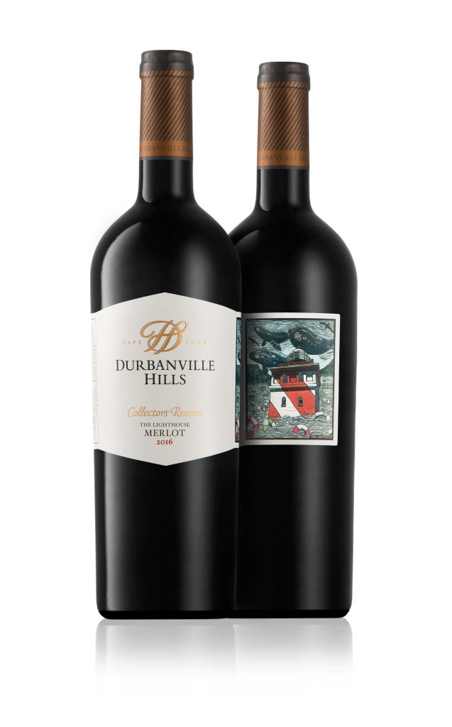 Durbanville Hills Collectors Reserve: The Lighthouse Merlot