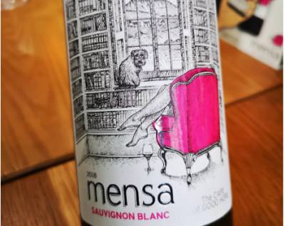 Overhex Winery… and Meeting Mensa
