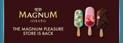 The Magnum Pleasure Store #TakePleasureSeriously
