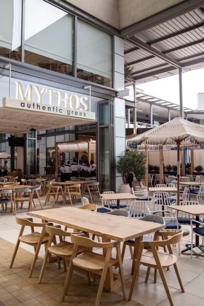 The Revamped Mythos Design Quarter is pure Greek Magic!  #MythosDQ