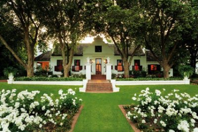 Festive and Flavourful Offerings at Nederburg