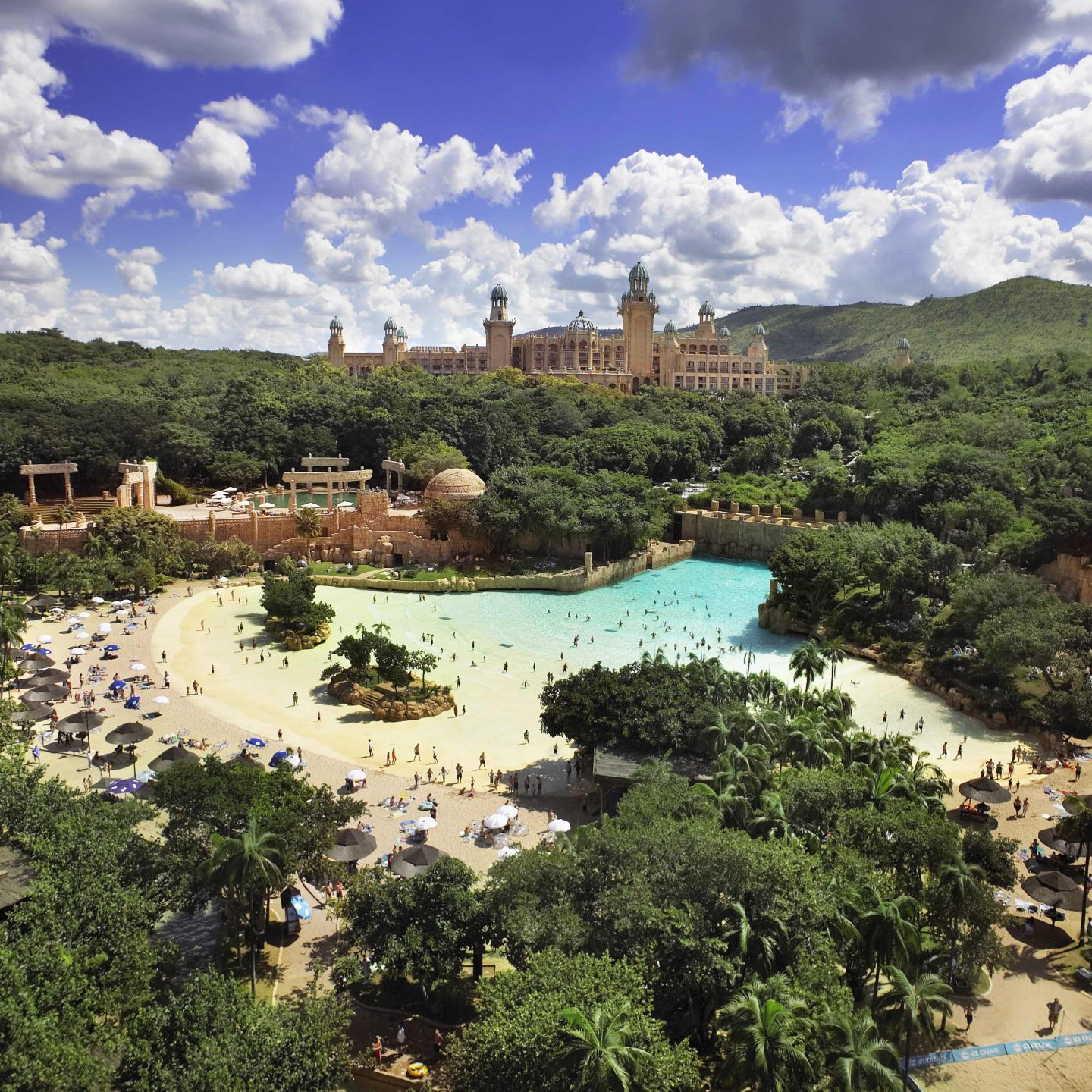 The fun never stops for young people at Sun City this festive season