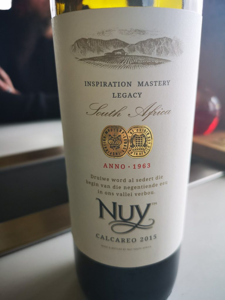 Nuy on The Hill Worcester #BoozyFoodieCapeTwist Boozy Foodie Roelia Schoeman Calcareo 2015