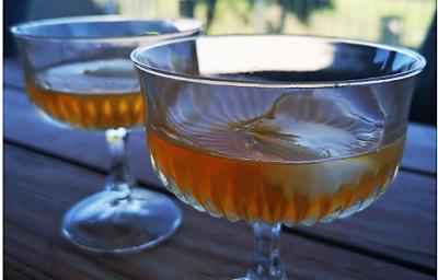 Rooibos Martini!