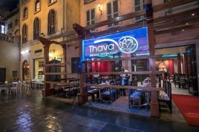 Terrific Thava!