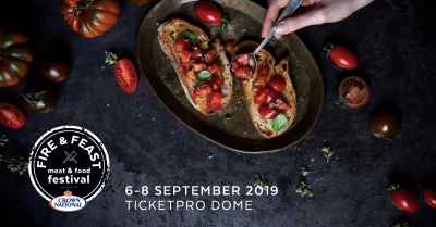 The Fire & Feast Meat & Food Festival is coming back to Jozi for the 3rd time!  #fireandfeast2019 (PR)