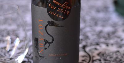 Lozärn wines:  #LivingTheLegacy and stories to tell